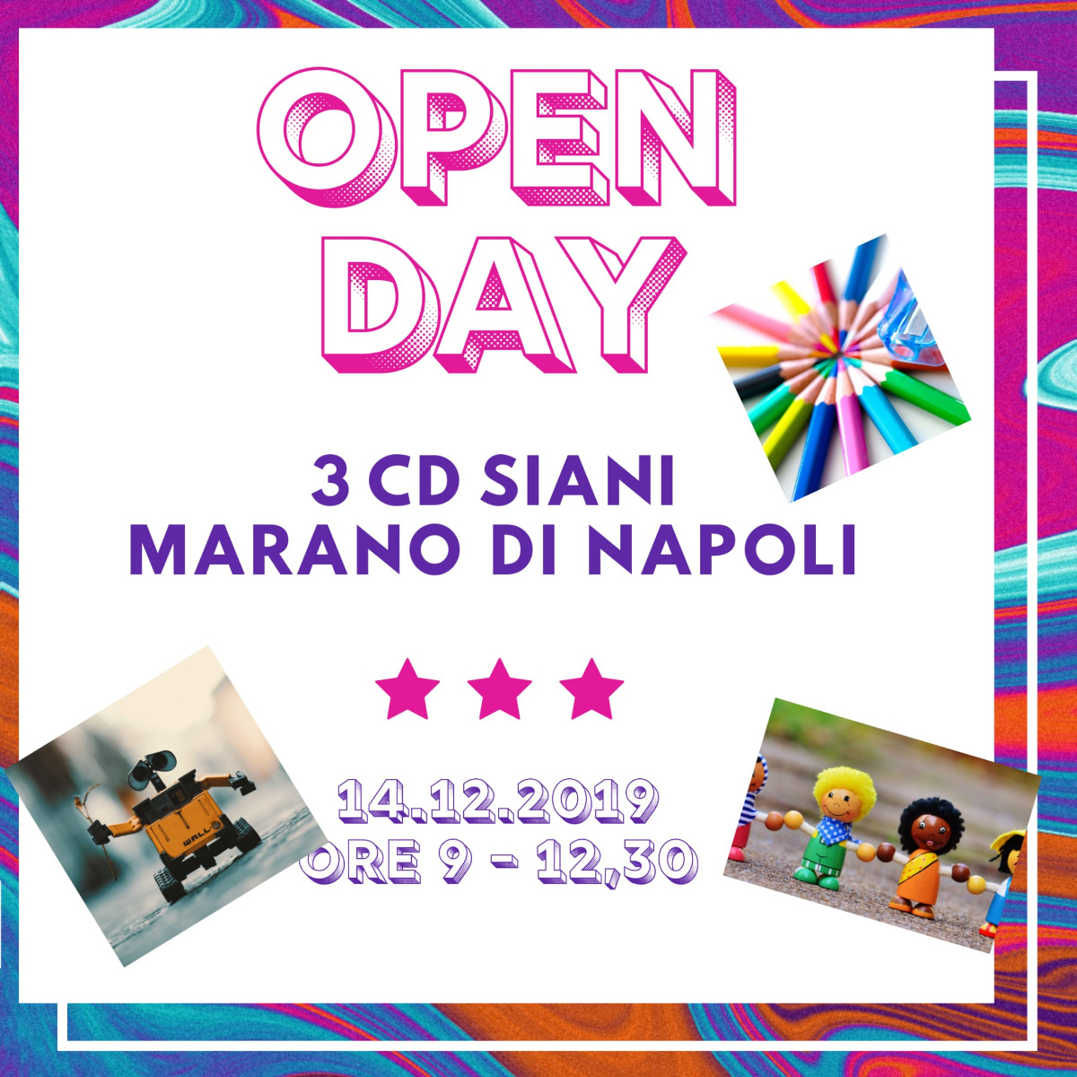 OPEN DAY alla SIANI